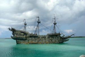 gute Website Geisterschiff attraktiv